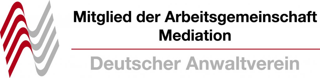 Arbeitsgemeinschaft Mediation Logo DAV